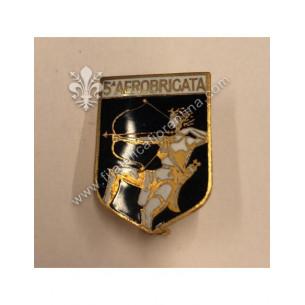 Pin Distintivo 5^...