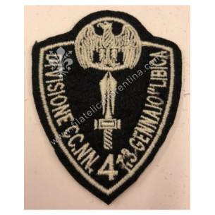 Distintivo 4^ Divisione...