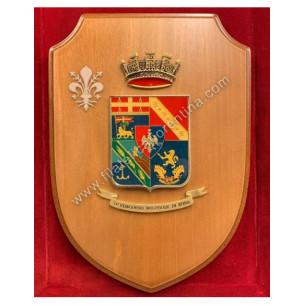 Crest 11° Comando Militare...