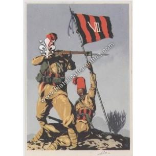 VII° Battaglione Indigeno -...