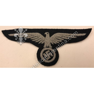 Aquila NSDAP in canottiglia...