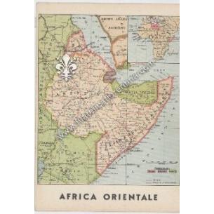 Cartina Geografica dell'...