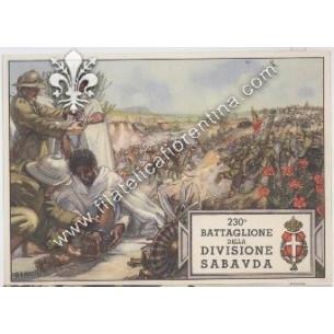 230° Battaglione della...
