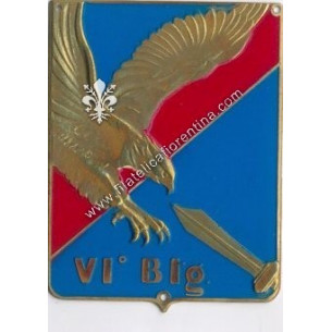 VI° BTG. Antiparacadutisti...