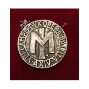 Distintivo del VIII° Campo Dux