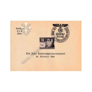 1940 1° Anniversario...