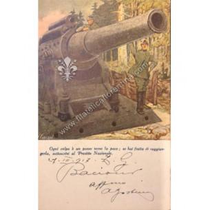 Cartolina militare...