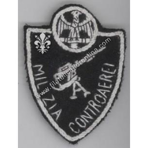 Distintivo della Milizia...