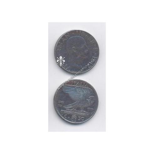 """Moneta da 50 Centesimi  Serie """"..."""