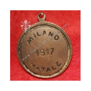 Milano Natale 1917 - Pro...