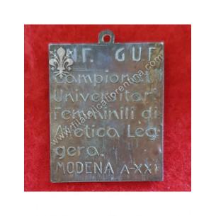 GUF - Campionati Univ....