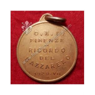 OND Firenze - Ricordo del...