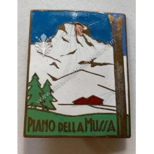 Distintivo da Montagna...