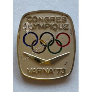 Distintivo del Congresso...