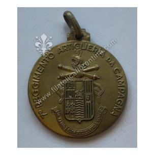 Medaglia del 7° Reggimento...