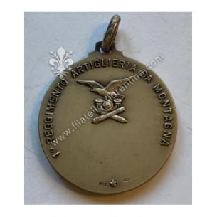Medaglia del 1 ° Reggimento...