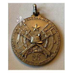 Medaglia del 28° Reggimento...