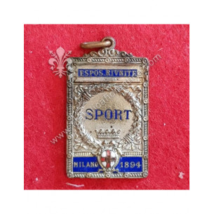 Milano 1894 - Gare sportive...