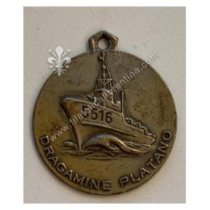 Medaglia della Nave Platano...