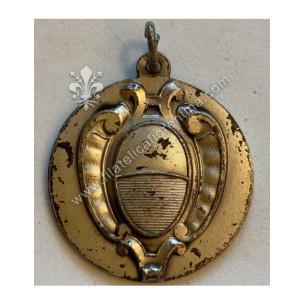 Medaglia del 9° Reggimento...