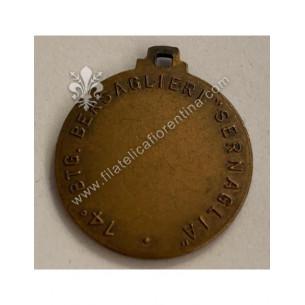 Medaglia del 14° Reggimento...