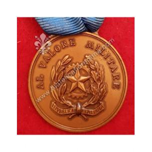 Al Valore Militare grado...