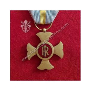 Croce al Merito di Servizio...