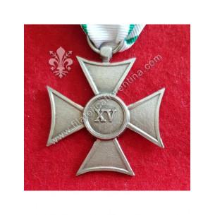 Croce d'Anzianità per XV...