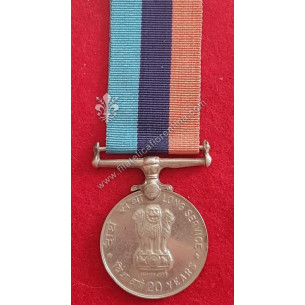 Long Service Medal - 20 years