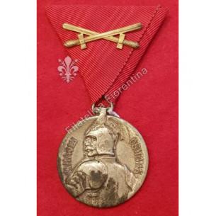 Serbia - Per coraggio 1913...