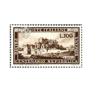 Centenario della Repubblica...