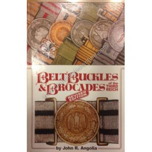 Belt buckles & brocades of...