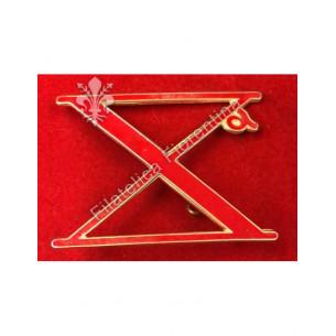 Distintivo della X^...