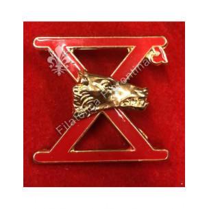 Distintivo X^ MAS -...