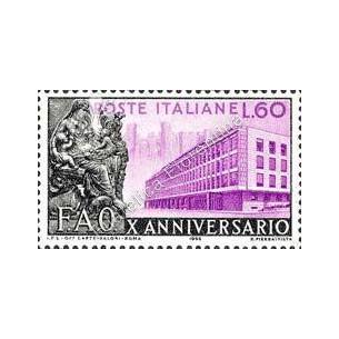 10° Anniversario della FAO