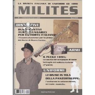 MILITES Vol. 1