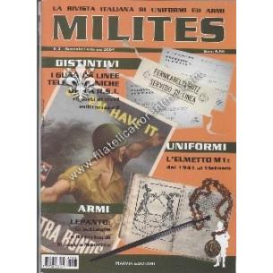 MILITES Vol. 3