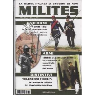 MILITES Vol. 5