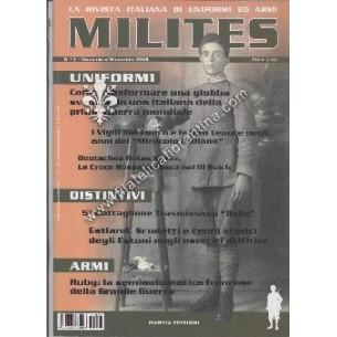 MILITES Vol. 14
