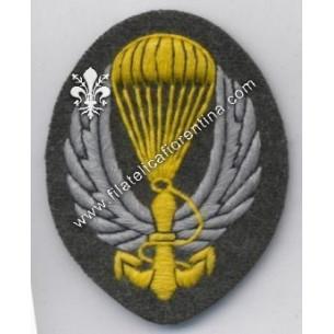 Brevetto da Paracadutista...