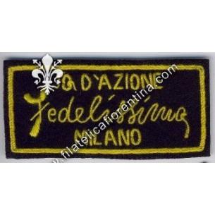Distintivo della SQUADRA D'...