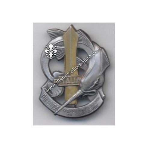 Distintivo da  Pilota dei mezzi...