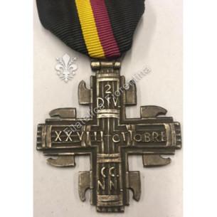 Croce della 2^ Divisione...