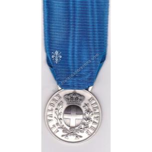 Medaglia al Valore Militare...