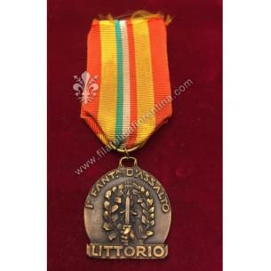 Medaglia del 1° Fanteria...