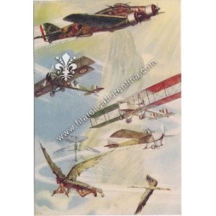Cartolina Arma Aeronautica...