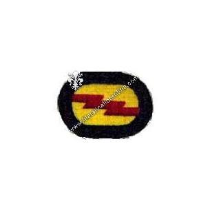 Oval 75° infantry ranger