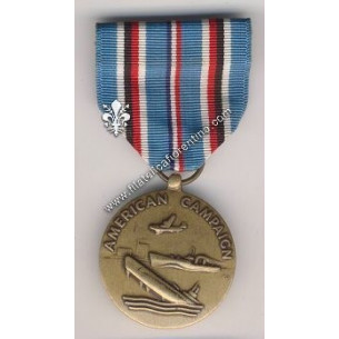 Americam Campaign Medal