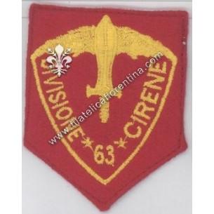 Distintivo della 63^...