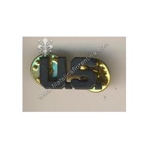 U.S. lettere in metallo...